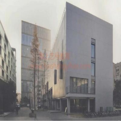 抄绘专题|同济大学建筑系文远楼